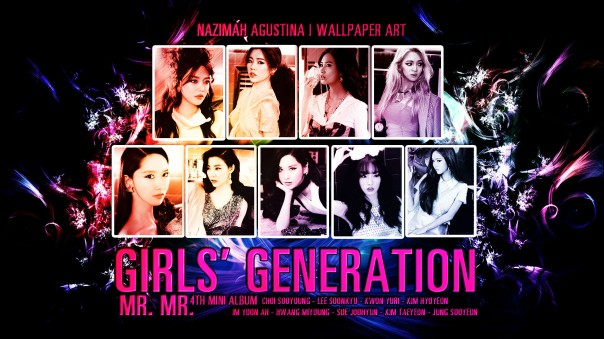 snsd mr mr drama romantic wallpaper ot9 2015 by nazimah agustina