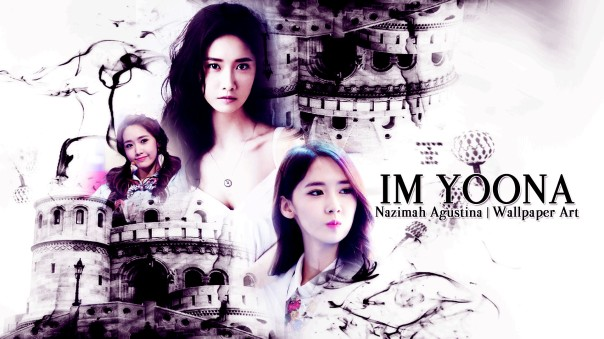 yoona snsd wallpaper simple 2015 new by nazimah agustina
