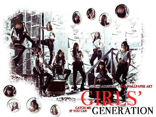 CATCH ME IF YOU CAN snsd japan single 2015 girls generation wallpaper by nazimah agustina