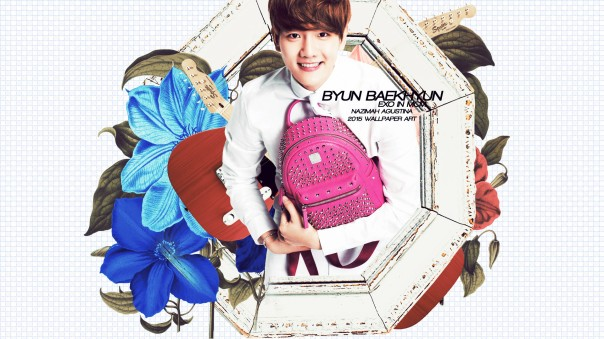 exo mcm bag 2015 cg wallpaper cute xiumin chen baekhyun suho do kai tao by nazimah agustina fancy simple (2)