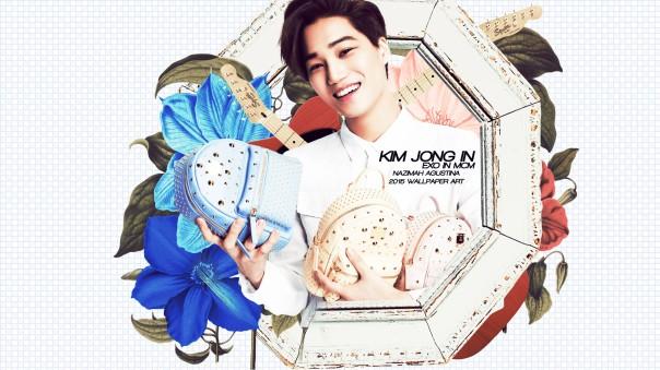 exo mcm bag 2015 cg wallpaper cute xiumin chen baekhyun suho do kai tao by nazimah agustina fancy simple (7)