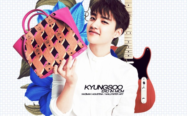 exo mcm bag 2015 cg wallpaper cute xiumin chen baekhyun suho do kai tao by nazimah agustina fancy simple (8)