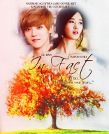 IN FACT luhan kwon yuri snsd soft hurt drama friendship cover poster fanfic do you know i about your heart yulhan 2015
