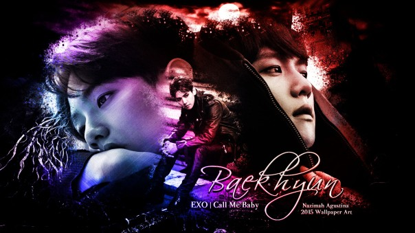 byun baekhyun exodus pathcode teaser photos wallpaper by nazimah agustina