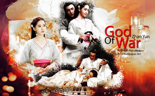 god of war zhao yun drama chinese yoona snsd 2015 wallpaper by nazimah agustina