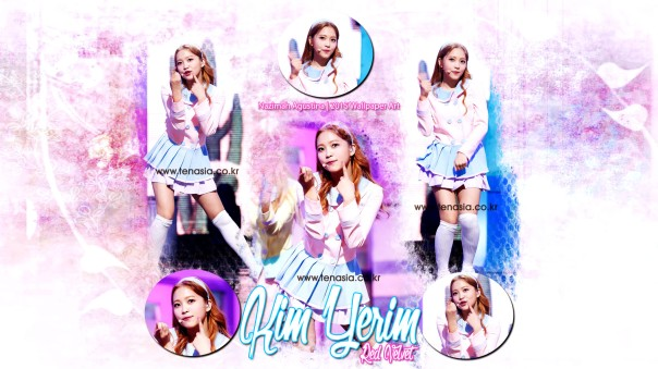 kim yerim red velvet ice cream cake live wallpaper by nazimah agustina