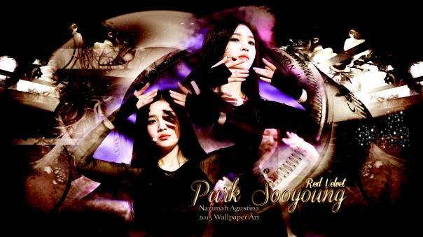 park sooyoung wallpaper joy red velvet new sexy by nazimah agustina