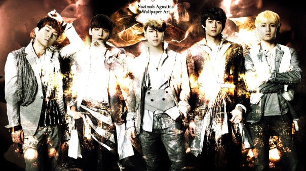 SHINEE minho key onew jonghyun taemin graphic wallpaper by nazimah agustina