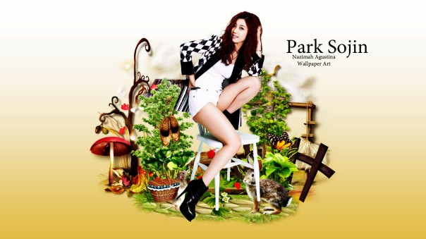 gsd sojin park girls day wallpaper by nazimah agustina