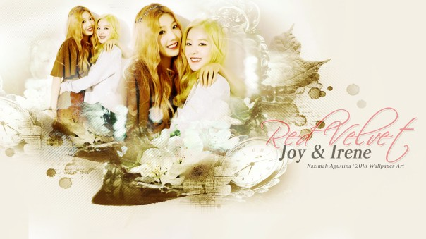 joy irene red velvet 2015 wallpaper by nazimah agustina