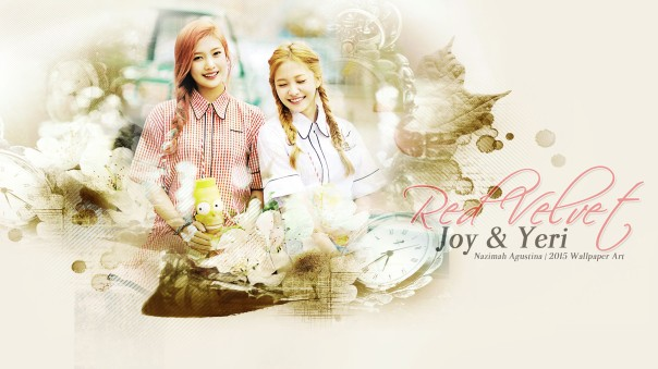 joy yeri red velvet 2015 wallpaper by nazimah agustina
