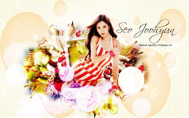 summer baby-g 2015 real casio snsd yuri yoona taeyeon sunny hyoyeon seohyun sooyoung tiffany wallpaper by nazimah agustina (7)