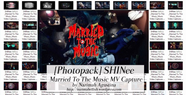 download photopack shinee married to the music mv captures by nazimah agustina 2015 art
