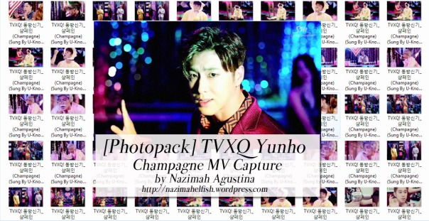 download photopack tvxq u-know yunho champagne mv captures by nazimah agustina 2015 art