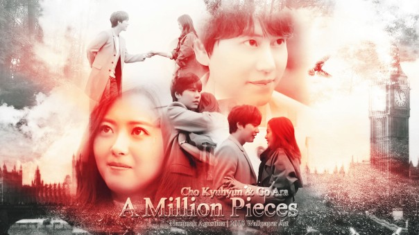 a million pieces kyuhyun wallpaper by nazimah agustina