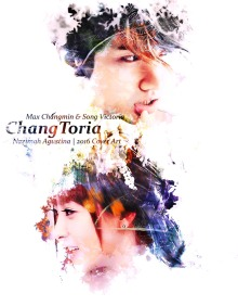 changtoria max changmin song victoria tvxq dbsk fx cover art fantasy 2016 by nazimah agustina (1)