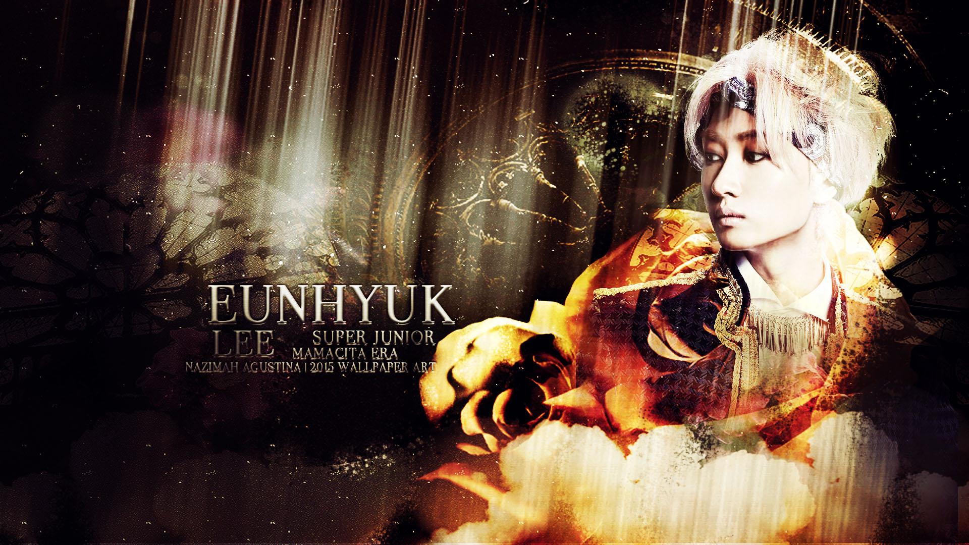 super junior mamacita era dark elegant gold leeteuk siwon heechul