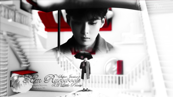 super junior ryeowook a little prince wallpaper 2016 by nazimah agustina