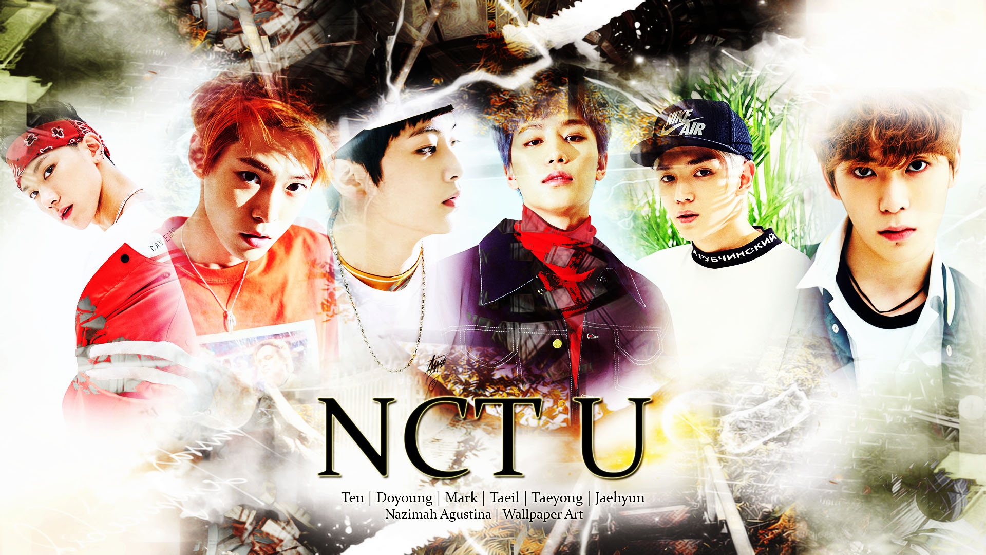 Wallpapers Nct Neo Culture Technology Agustinazimah