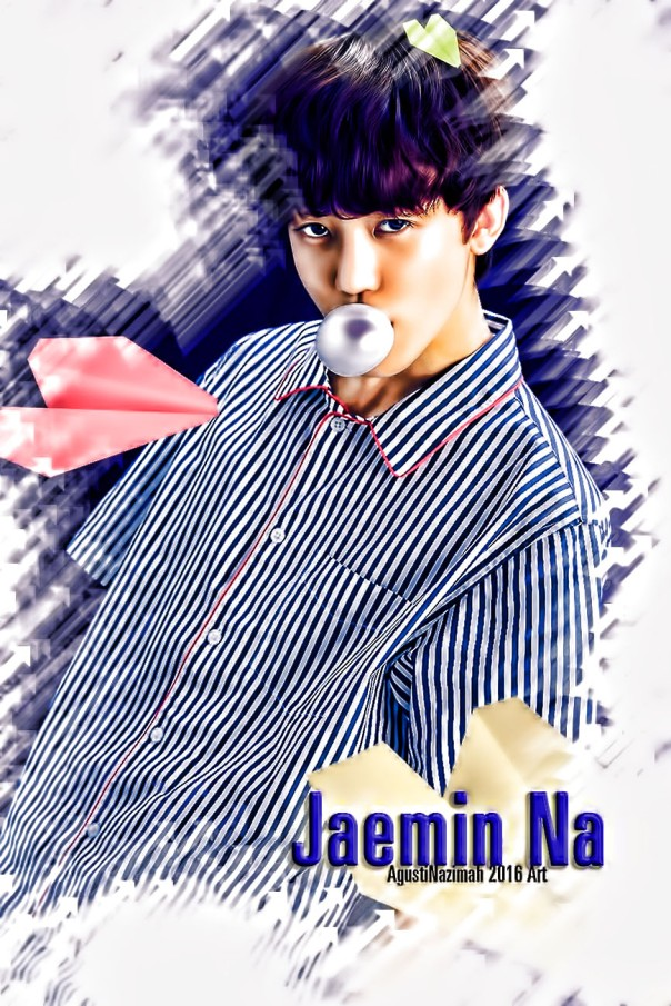 [Artwork] NCT Dream For Chewing Gum | ♥ AgustiNazimah
