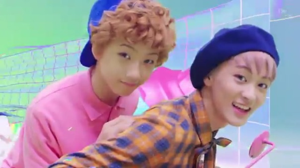 Nct Dream Chewing Gum Music Video review 31