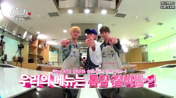 review saya nazimah agustina indo-sub-161119-nct-life-k-food-challenge-episode-5-mp4_taeyong yuta jaehyun winwin taeil ten doyoung smtown reality show