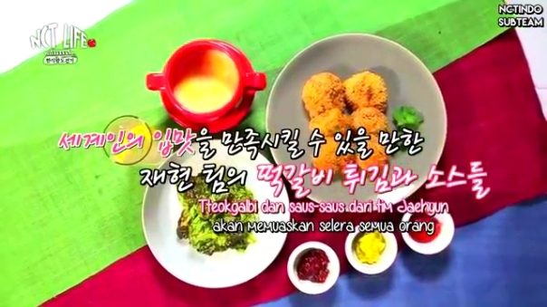 indo-sub-161126-nct-life-k-food-challenge-episode-6-mp4_Nct, taeyong, jaehyun, yuta, winwin, ten, doyoung, taeil, Review saya end