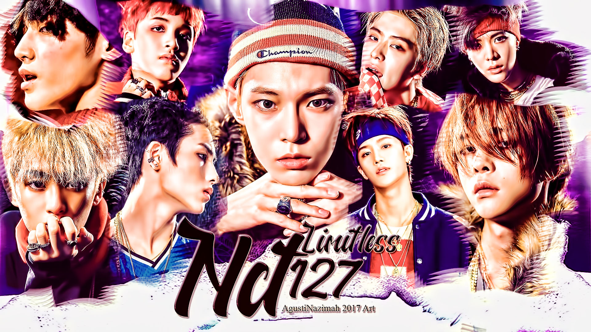 nct 127 limitless all