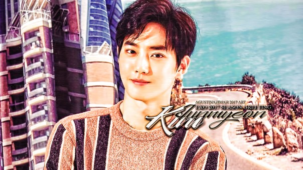 suho 2017 exo season greeting