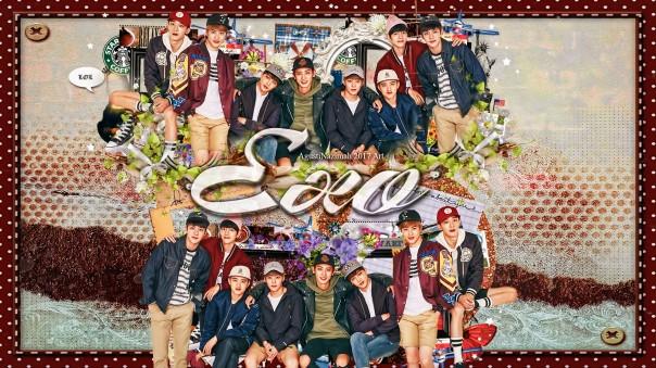 exo hat wallpaper