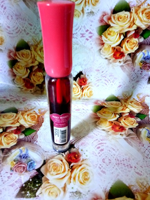 [Review Saya] Etude House Dear Darling Tint (PK001)