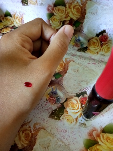 [Review Saya] Etude House Dear Darling Tint (PK001)