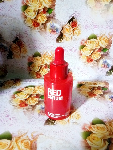 [Review Saya] Red Serum dr. Color Effect dari Skin&Lab