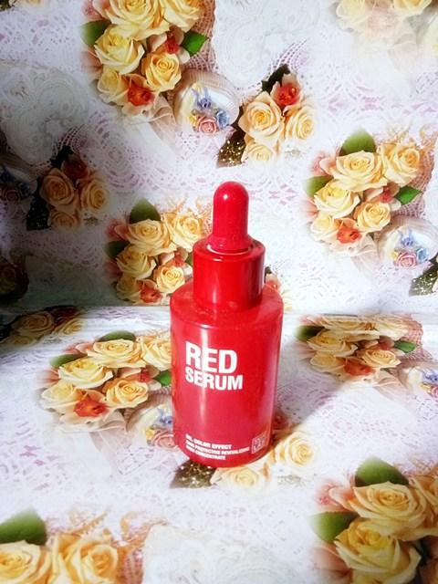 [Review Saya] Red Serum dr. Color Effect dari Skin&Lab