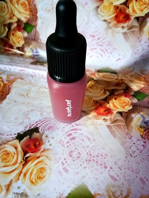 [Review Saya] Peripera Airy Ink Velvet #3 Sold Out Red