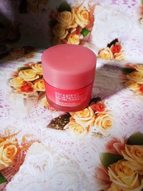 [Review saya] Laneige Lip Sleeping Mask dari Nazimah Agustina