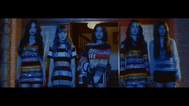 Red Velvet 레드벨벳 '피카부 (Peek-A-Boo)' irene seulgi wendy joy yeri review mv by nazimah agustina