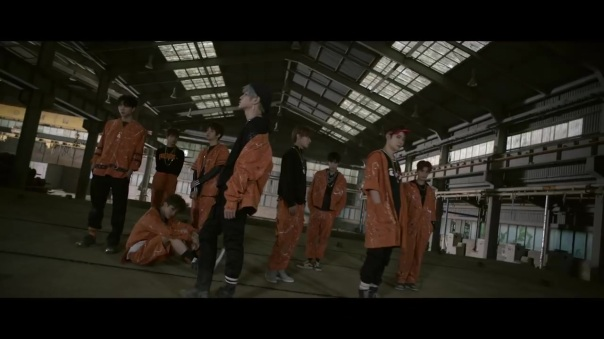 [Review saya] NCT 127 – Limitless Japan Version Music Video by Nazimah Agustina