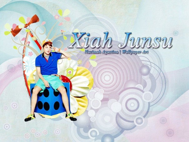 xiah junsu wallpaper cute simple jyj by nazimah agustina
